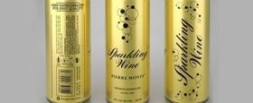 В Молдове будут продавать игристое вино в банках