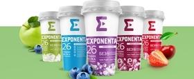Напитки Exponenta Active улучшили состав
