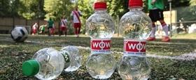 """""""Аква-Дон"""" выпустил воду для болельщиков WOW water"""
