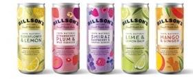 История лимонадов Billson's