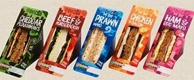 Сэндвичи URBAN: новая упаковка