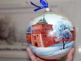 Новогодние игрушки из Нижегородской области
