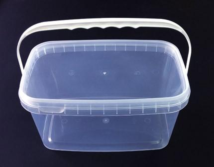 Ведро пластиковое 3,30 л