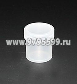 Полипропиленовая пластиковая банка (15 мл)