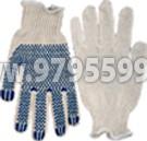 Перчатки хлопчатобумажные 4 нити без ПВХ