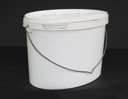 Ведро пластиковое, овальное 5,80 л
