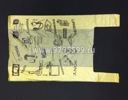 Пакет-майка Электрон, 43x64