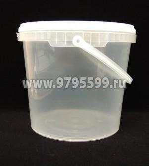 Ведро пластиковое 5,50 л